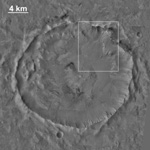 Click here for figure 1 of PIA08709 Mutch Crater