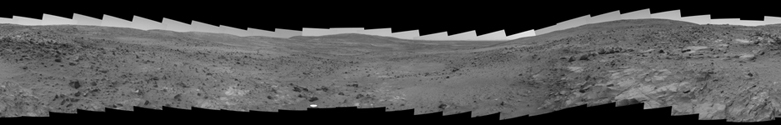 Right-eye view of a stereo pair for PIA08751