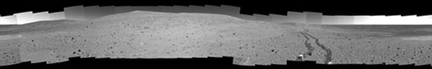 Right-eye view of a stereo pair for PIA08752