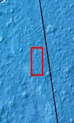 Context image for PIA09045 Northern Tracks