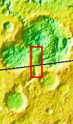 Context image for PIA09060 Ridges