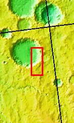 Context image for PIA09163 Landslide