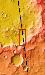 Context image for PIA09278 Kaiser Crater