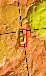 Context image for PIA09295 Small Dunes