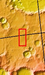 Context image for PIA09300 Dust Devil Tracks