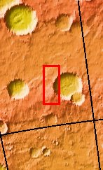 Context image for PIA09430 Dust Devil Tracks