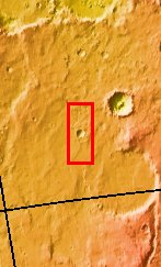 Context image for PIA09438 Dust Devil Tracks