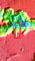 Context image for PIA09979 Hebes Chasma
