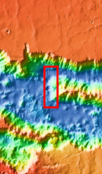 Context image for PIA09980 Ius Chasma