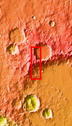 Context image for PIA10031 Landslide