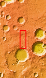 Context image for PIA10039 Dust Devil Tracks
