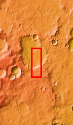 Context image for PIA10047 Dust Devil Tracks