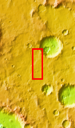 Context image for PIA10056 Dust Devil Tracks
