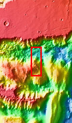 Context image for PIA10057 Ophis Chasma