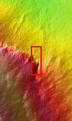Context image for PIA10063 Olympus Mons