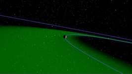 Click here for movie of PIA10109 Journey to a Star Rich with Planets