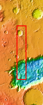 Context image for PIA10154 Large Landslide