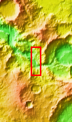 Context image for PIA10159 Dust Devil Tracks