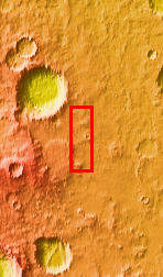 Context image for PIA10164 Dust Devil Tracks