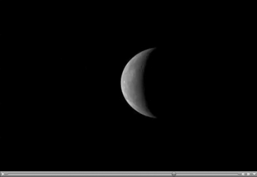 Click here for movie of PIA10198 MESSENGER Departs Mercury