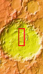 Context image for PIA10257 Russell Crater