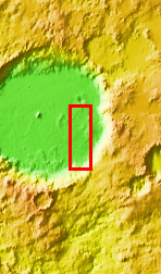 Context image for PIA10258 Wirtz Crater