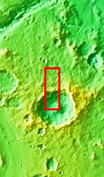 Context image for PIA10328 Montevallo Crater
