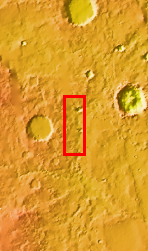 Context image for PIA10329 Triplet Crater