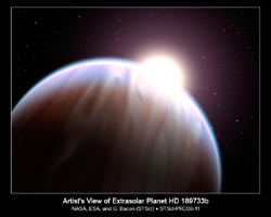 Click here for poster version of PIA10363 Astronomers Detect First Organic Molecule on an Exoplanet
