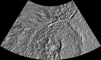 Click here for larger version of PIA11008 Unlabeled Odysseus Terrain Section