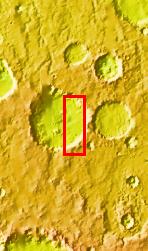Context image for PIA11287 Dark Slope Streak