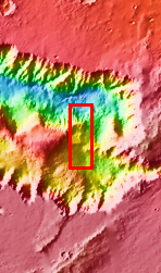 Context image for PIA11338 Candor Chasma