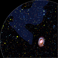 Click here for larger Ultraviolet/GALEX of PIA11805