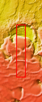 Context image for PIA11897 Polar Dune