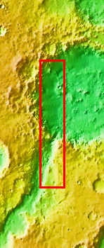 Context image for PIA11901 Holden Crater