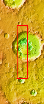 Context image for PIA11904 Rabe Crater