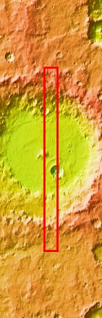 Context image for PIA11907 Green Crater