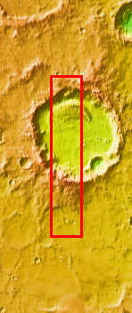 Context image for PIA11908 Charlier Cr. in IR
