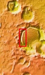 Context image for PIA11923 Richardson Crater
