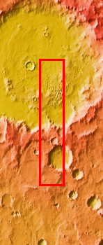 Context image for PIA11924 Kaiser Crater