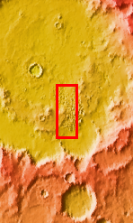 Context image for PIA11925 Kaiser Crater