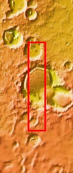 Context image for PIA11928 Richardson Crater