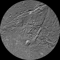 Click here for larger version of PIA12827 Unlabeled Aufidus Catena Terrain Section