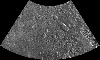 Click here for larger version of PIA12827 Unlabeled Clusium FossaeTerrain Section