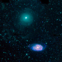 click here for larger view of NGC 470 and NGC 474