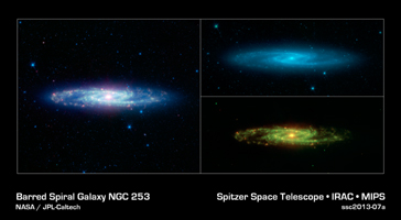 Click here for poster version of PIA17256 Barred Sculptor Galaxy