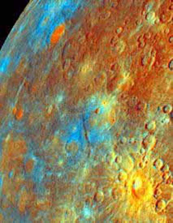 Updated calibration and subsequent mosaicing led to substantial improvements in NASA's Mariner 10 color image data; the spacecraft launched in 1974.