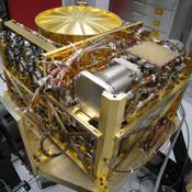 The Sample Analysis at Mars (SAM) instrument will analyze samples of Martian rock and soil collected by the rover's arm to assess carbon chemistry through a search for organic compounds, and to look for clues about planetary change.
