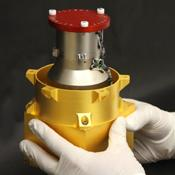 The Radiation Assessment Detector, shown prior to its September 2010 installation onto NASA's Mars rover Curiosity, will aid future human missions to Mars by providing information about the radiation environment on Mars and on the way to Mars.