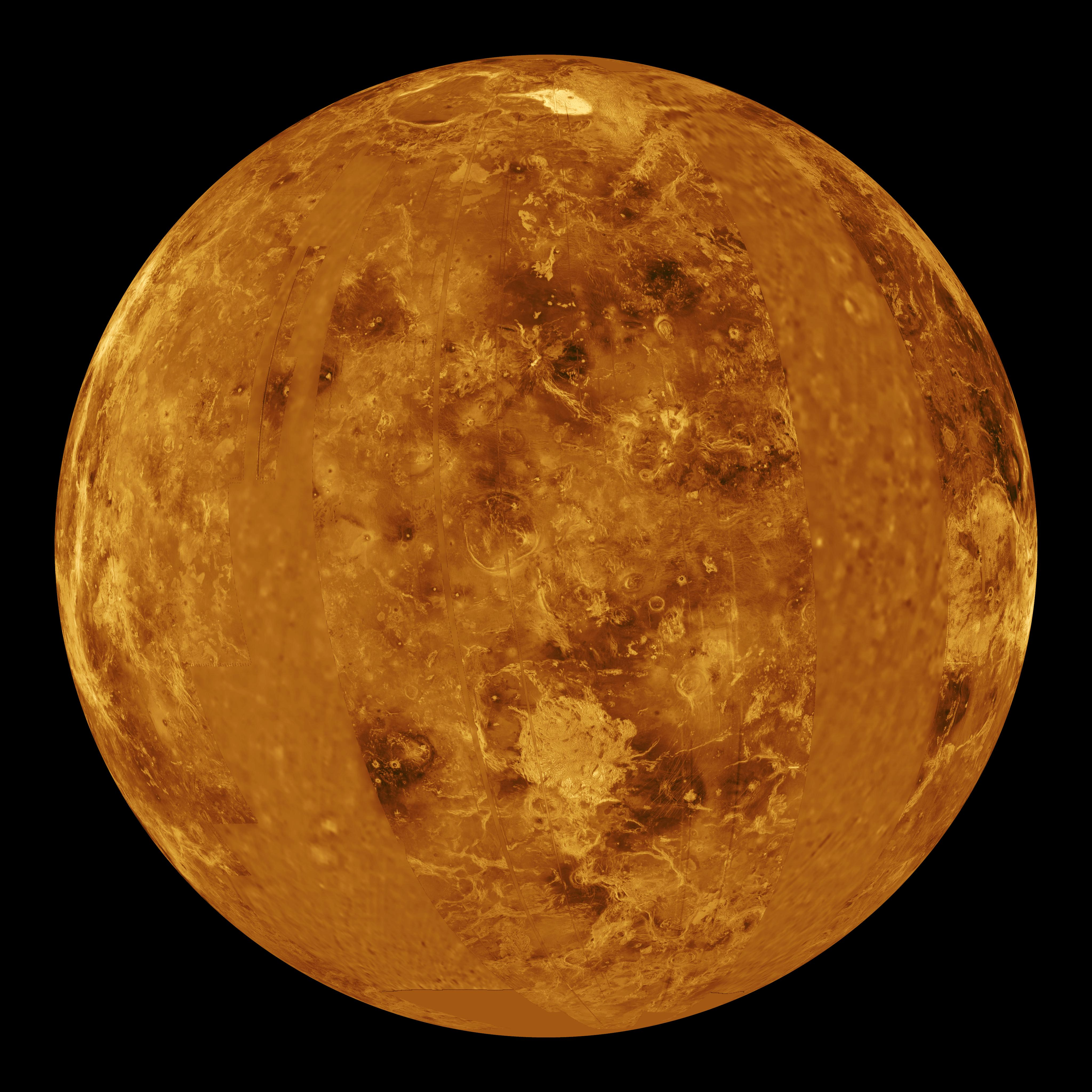 Space images venus computer simulated global view centered at 0 image details voltagebd Image collections